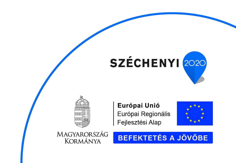 Európai Regionális Fejlesztési Alap logója