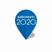 Széchényi terv 2020 egy helyjelölő ikonban